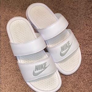 Nike Dual Strap Slides
